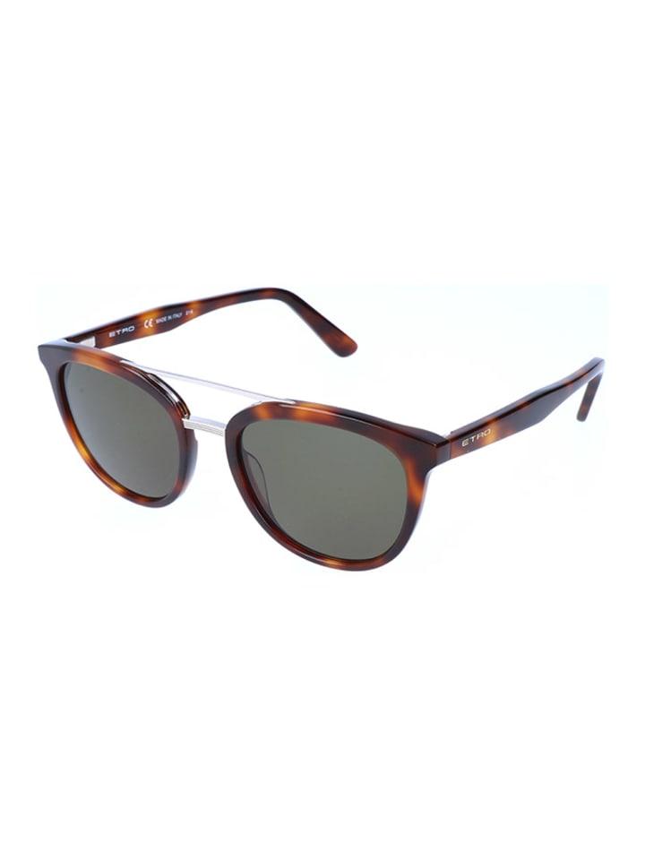 Etro Damen-Sonnenbrille in Schwarz-Grau - 68% pjPaSDQk