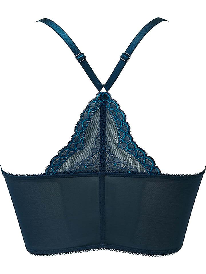 """Gossard Schalen-BH """"Lace"""" in Blau"""