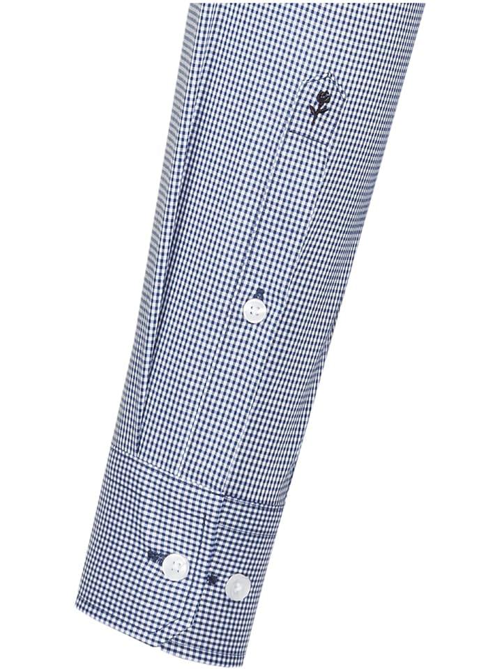 Seidensticker Hemd - Slim fit - in Wei
