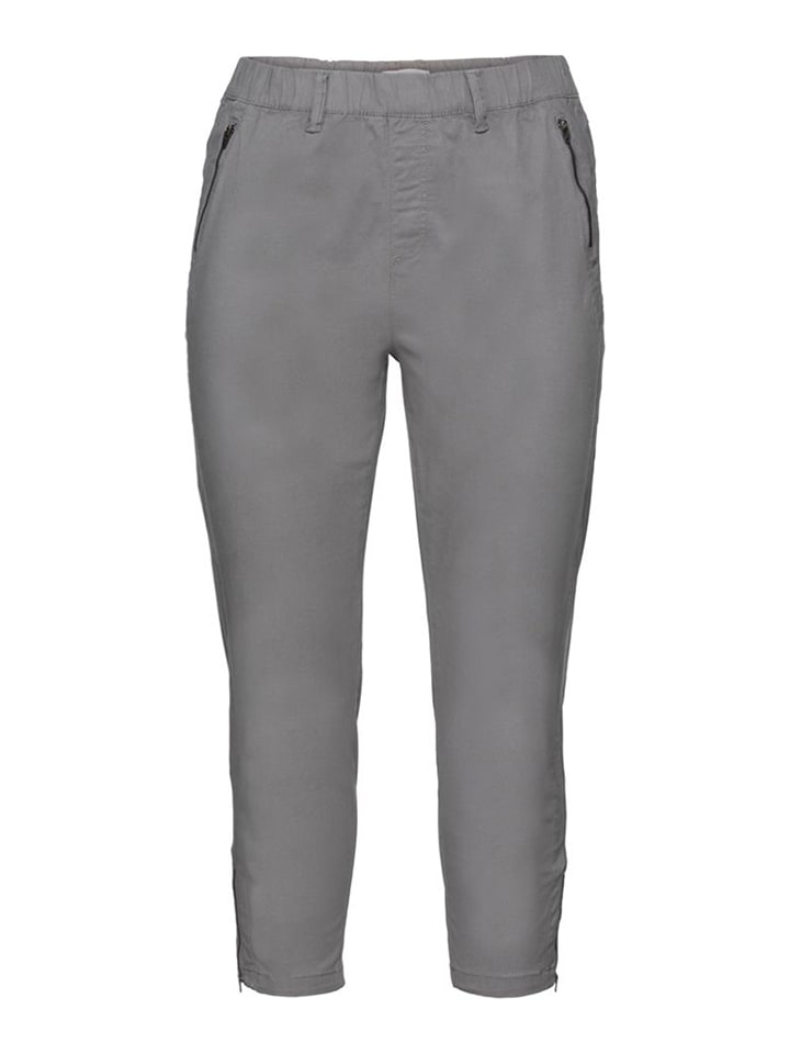 Sheego - Hose in Grau   limango Outlet 26c24879ce