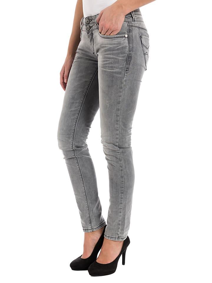"Timezone Jeans ""Enya"" in Grau"