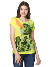 Mexx Shirt in Neongelb