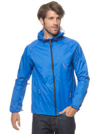 "Jack & Jones Funktionsjacke ""Rate"" in Blau"