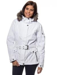 """Killtec Ski-/ Snowboardjacke """"Dagita"""" in Weiß"""