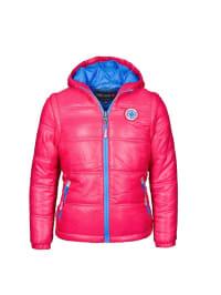 """Trollkids 2-in-1-Funktionsjacke """"Holmdalen"""" in Pink/ Blau"""