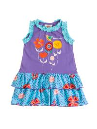 Dutch Bakery Kleid in lila/ bunt