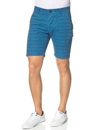 "Jack & Jones Shorts ""Akon"" in Blau/ Schwarz"
