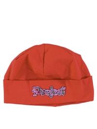 Sterntaler Mütze in rot
