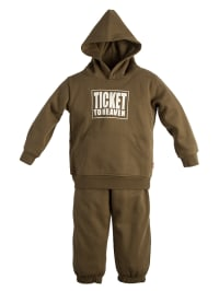 Ticket2heaven 2tlg. Outfit in Oliv