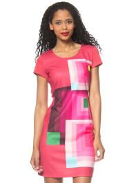 "Desigual Kleid ""Dani"" in Pink/ Bunt"