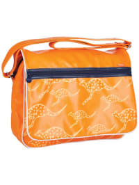 "Chiemsee Umhängetasche ""Feith"" in Orange - (B)38 x (H)30 x (T)12 cm"