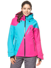 "Völkl Ski-/ Snowboardjacke ""Nanga"" in Pink/ Türkis"