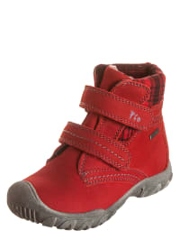 Pio Boots in Rot