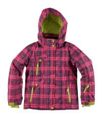 "Killtec Ski-/ Snowboardjacke ""Manita"" in Pink/ Dunkelblau"
