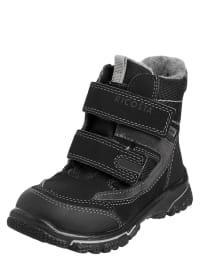 "Ricosta Boots ""Bord"" in Schwarz/ Grau"