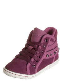 """Geox Sneakers """"Prisca"""" in Lila"""