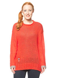 "Blutsgeschwister Pullover ""Colorbox"" in Rot"
