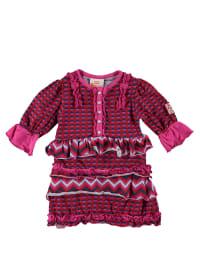 Dutch Bakery Kleid in Pink/ Bunt