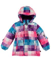 """Legowear Skijacke """"Jade 603"""" in Pink/ Lila/ Blau"""