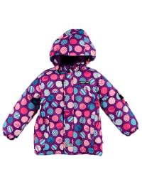 """Legowear Skijacke """"Jade 602"""" in Lila/ Pink"""