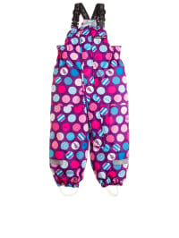 "Legowear Skihose ""Paw 652"" in Lila/ Pink"
