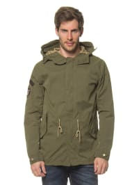 Jack & Jones Parka in Khaki