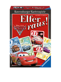 """Ravensburger Kartenspiel """"Disney Cars 2 -: Elfer raus!"""" - ab 7 Jahren"""