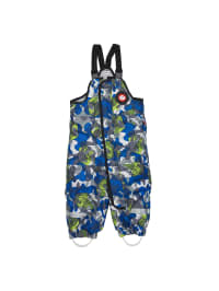 "Legowear Gemusterte Skihose ""Jared"" in blau/ weiß/ hellgrün"