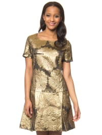 "Desigual Kleid ""Lucia"" in Gold"