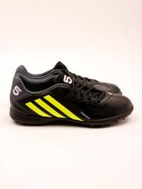 Adidas Multinocken-Fußballschuhe in Schwarz/ Gelb