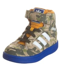 "Adidas Sneakers ""Dinosaur Pro Play"" in Khaki/ Beige/ Blau"