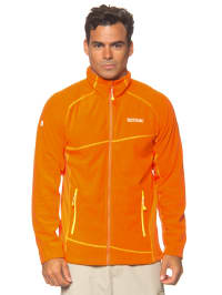 "Regatta Fleecejacke ""Emmons"" in Orange"