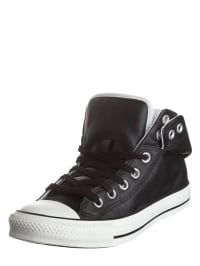 "Converse Leder-Sneakers ""CT PC 2 MID"" in Schwarz/ Weiß"