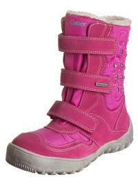 Gabor Kids Winterstiefel in Pink