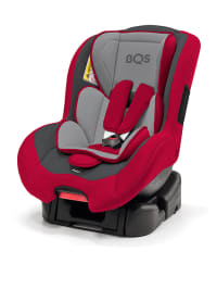 "Babyauto Kinderautositz ""BM 01"" in Rot/ Grau"