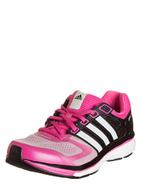 """Adidas Laufschuhe """"Supernove Gilde 6"""" in Pink/ Schwarz"""