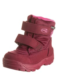 Richter Shoes Boots in Rot/ Pink