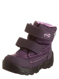 Richter Shoes Boots in Aubergine/ Rosa