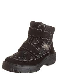 Richter Shoes Boots in Schwarz