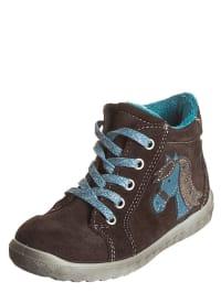"Ricosta Leder-Boots ""Selina"" in Braun"