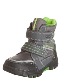 Indigo Boots in Grau