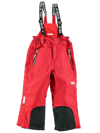 "Ticket2heaven Ski-/ Snowboardhose ""Kian"" in Rot"