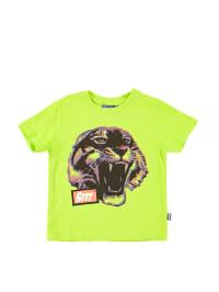 """Ticket2heaven Shirt """"Pehr"""" in Neongrün"""