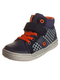 "Clarks Sneaker ""Chad Deck"" in Dunkelblau/ Grau"