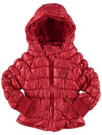 Miss Girly Winterjacke in Rot