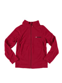 "Geographical Norway Fleecejacke ""Trip"" in Rot"
