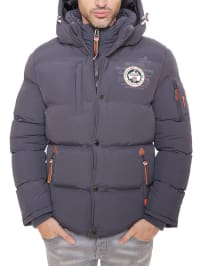 """Geographical Norway Winterjacke """"Veron"""" in Anthrazit"""