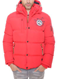 """Geographical Norway Winterjacke """"Veron"""" in Rot"""