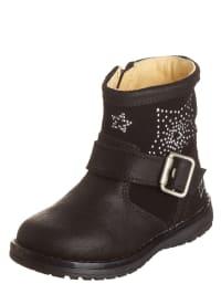 "Primigi Leder-Boots ""Azzurra"" in Schwarz"
