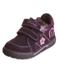 """Primigi Leder-Sneakers """"Fanny"""" in Lila"""
